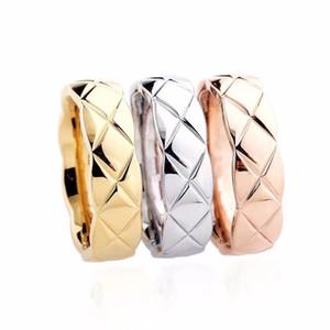 Новая мода нержавеющая сталь узкое издание вырезать кольцо Bague pour hommes мужские ювелирные изделия кольца обручальные кольца для женщин свадебный подарок