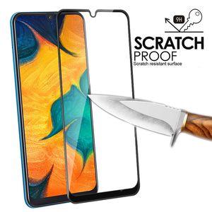 9D Full Cover LCD vidrio templado para Huawei Mate 10 20 Pro P20 Lite P inteligente 2019 Protector Nova 4 p30 Y9 Prime
