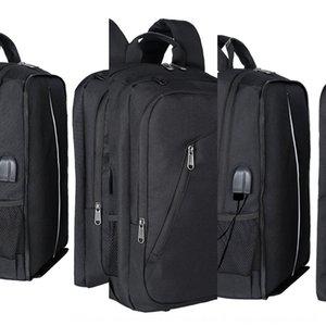 los deportes al aire libre XK6Sy XQXA bolsa de Baloncesto mochila mochila USB del ordenador para los estudiantes de secundaria de espalda de fútbol de baloncesto multifuncional