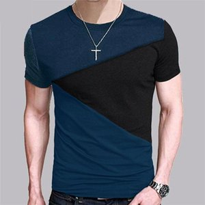 spring and summer hot selling T-shirt men's sexy t shirt novelty casual fashion street wear men and women tops 15 colors zb002