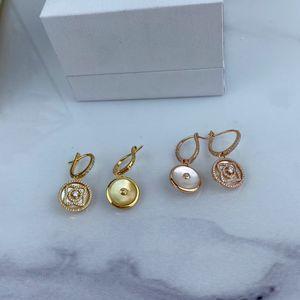 Designer Earrings 925 Sterling Silver Hoop Earrings An Exquisite Gift That Blooms The Beauty Of Women's Beauty