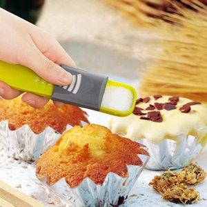 tedbir fincan Çift sonu Sekiz Kaşık Ölçüm Kaşık pişirme aracı Mutfak aksesuarları Ölçüm Ayarlanabilir Ölçeği dükkanlar
