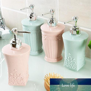 Shampoo Empty Bottle Cosmetic Cream Lotion Containers Press Bottles Liquid Soap Dispenser Shower Bathroom Accessories