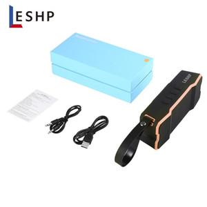 Impermeable al aire libre Función IP7 suspensión automático Batería de larga duración interna magnética de altavoces estéreo 3D coche del altavoz