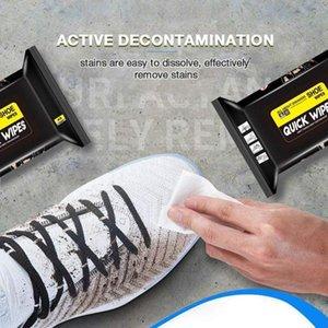Nihai Temizlik Ayakkabı Temizleme Beyaz Ayakkabı Temizleme Bakım Tek Ayakkabı Temiz ıslak Mendil Sneakers Hızlı Mendil Wipe