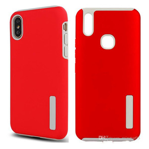 Hot Hybird Fall für Moto G Schnell Moto G Stylus E7 2020 G8 Power-Lite G7 Spiele G7 Energie US E5 Spiele E5 Plus-Baby-Haut-Finished Shell Cover