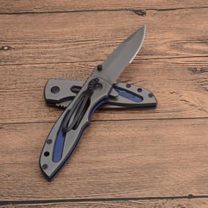 Nueva llegada de la marca X11 bajada de un punto de borde con filo de sierra cuchillos Diseño del cuchillo de bolsillo que acampa plegable táctico de la supervivencia del cuchillo hueco Equipo de supervivencia