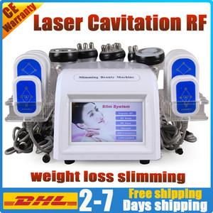 cavitazione laser dimagrante macchine 40 K Ad Ultrasuoni radio frequenza RF vuoto lipo laser corpo scuplting perdita di peso della pelle di serraggio lifting