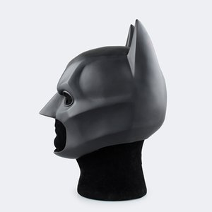 Film The Dark Knight Batman Casque PVC souple Masque Fantaisie Boule cosplay accessoires Prop Masque Couvre-chef pour enfant