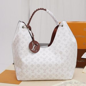 Frauen und Männer mit großer Kapazität Luxuxhandtasche global begrenzten Modetrend neue, qualitativ hochwertige Aktentasche Brieftasche Reisetasche M53188 b7