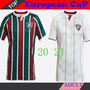 2021 2020 fluminensees third soccer jersey top quality 21 20 H. DOURADO Pedro 9 G. SCARPA jerseys uniforms football jersey