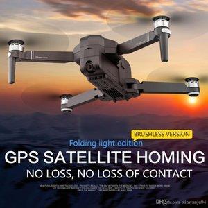 2020 Mini Drone WIFI FPV Con 4K 1080P Camera 3-Axis GPS giunto cardanico RC Racing Drone Quadcopter RTF con trasmettitore Z5 F11 pro DRON