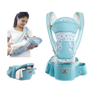 MissAbigale 0-36M Ergonomic Baby Kangaroo Carrier Infant Baby Hipseat Carrier Carrying for Children Baby Wrap Sling for Newborns