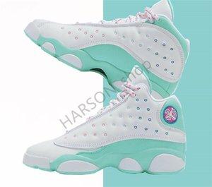 New 13 Flint Bred Chicago Reverse He Got Game Aurora Green Playground Men Basketball Shoes 13s Melo DMP Hyper Royal Sneakers
