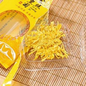 Хризантема чай Gold Silk Royal Super Premium Тунсян хризантема чай Листья Огонь