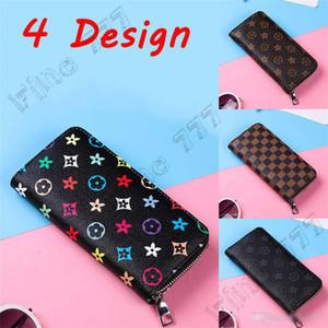 Mais quentes Bolsa Fashion Designer Carteira de luxo Bolsas Handbag Zipper Saco da moeda carteira para homem e mulher