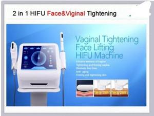 En İyi 3 1 HIFU Vajinal Sıkılaştırma Kırışıklık Kaldırma Yüz Germe Vücut Zayıflama Yağ 5 Heads Güzellik Makinesi ile Vajina Gençleştirme Azaltmak