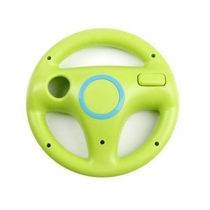 High Quality Fashion Game Racing Steering Wheel for Super Mario Nintendo Wii WiiU Kart Remote Controller Accessories 6 Colors