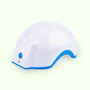 Laser plus récent Casque 678nm Repousse cheveux tête de traitement croissance des cheveux laser diode anti-chute bouchon de Massager