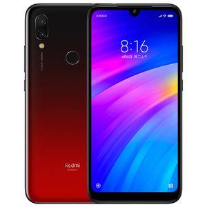 Original Xiaomi Redmi 7 4G LTE Cell Phone 4GB RAM 64GB ROM Snapdragon 632 Octa Core 6.26