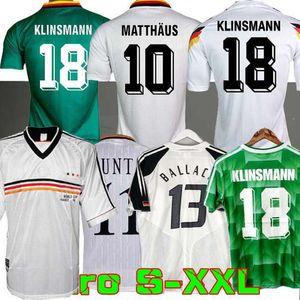 copa do mundo 1990 1994 1988 Alemanha Retro Littbarski BALLACK Soccer Jersey Klinsmann Matthias 1998 2014 camisetas Kalkbrenner JERSEY 1996 2004