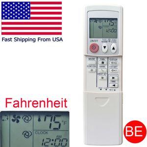 Reemplazo para Mitsubishi Electric MR Slim Air Acondicionador de aire Remote Control KM06B E12A58426 Pantalla solo en Fahrenheit