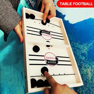 투석기 체스 범퍼 체스 부모 - 자식 대화 형 게임 표 데스크톱 배틀 2에서 1 아이스 하키 게임