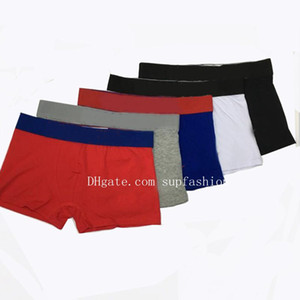 Oiseaux style Shorts Sous-vêtements Boxer pour hommes sexy Sous-vêtements Casual court homme respirant Homme Gay vêtements Sous-vêtements Trunk Shorts