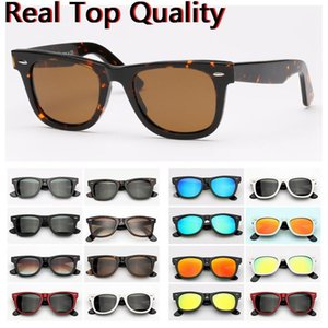 Brand Mens Sunglasses Designer Woman Fashion Sunglasses with Real UV400 Protection Sun Glasses Lenses Slop Sun Glasses with Top Leather Case