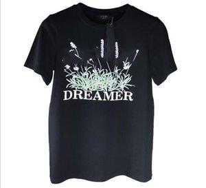 Mens T Shirts Black Mens fashion T Shirts Top Short Sleeve Men's Tees t-shirts Hip Hop Streetwear tshirts ST22