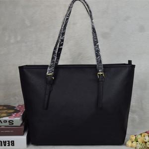 Çok satan! kadın 6821'de tote klasik tarzda Lady çanta gündelik çanta moda çanta kadın çantası PU deri çanta bayan omuz