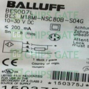 1PCS NEW BALLUFF BES M18MI-NSC80B-S04G Fast Ship