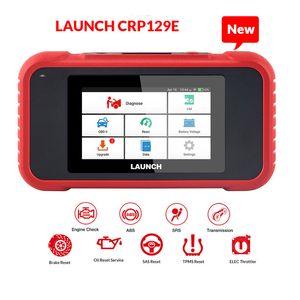 ENG / AT / ABS / 대한 실행 X431 CRP129E CRP123E CRP129 CRP123 Creader VIII 전체 OBD2 진단 도구는 네 개의 시스템 진단 도구를 SRS