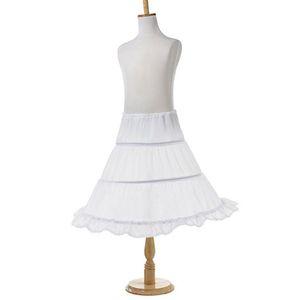 Kids Girls Petticoat Vestido Ball Gown Crinoline Skirt Petticoats Petticoat   Child Crinolines Underskirt Wedding Accessories