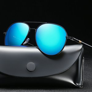 2020 New Polaroid Sunglasses Men Polarized Driving Sun Glasses Mens Sunglasses Brand Designer Fashion Oculos Male wd1