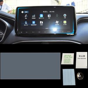 Per Hyundai Santa Fe 2012-2019 Auto Navigation cruscotto Film GPS Monitor schermo protettivo in vetro temperato autoadesivo della pellicola