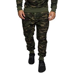 Pantalones para hombres Kancoold Flow Lightweight hombres otoño e invierno moda casual costuras pies deportes nov5