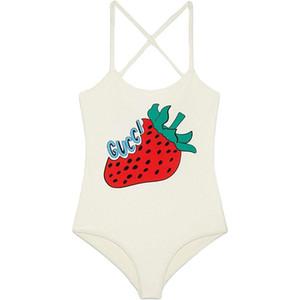 Luxo G Letter Marca Preto Brown Bikini Swimwear por Mulheres Sexy Terno Bodysuit Beachwear verão uma peça Sexy Lady Swimsuit 2020
