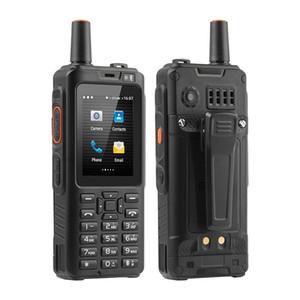 Uniwa Alps F40 휴대 전화 Zello Walkie Talkie IP65 방수 FDD-LTE 4G GPS 스마트 폰 MTK6737M 쿼드 코어 1GB + 8GB CellPhone