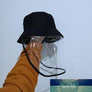 2020 New Hat women Korea anti-fog hat epidemic protective cap new anti-saliva men and women basin cap out fisherman bucket
