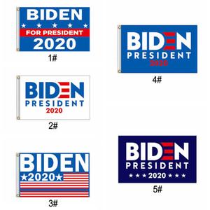 2020 Biden İçin Başkanı Bayraklar Joe Biden Bayrağı 90 * 150cm Bahçe Bayraklar 2020 ABD Başkanı Seçim Banner Amerikalı Dekor Afişler BH3799 TQQ