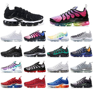 With Socks Hotsale TN Plus Running Shoes Mens Womens Royal Smokey Mauve String Colorways Olive In Metallic Mens Trainers Sports Sneakers