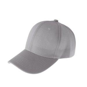 1Pcs Cotton Summer Solid Color Baseball Cap Adjustable Outdoor Sunshade Hat Cap Casual Canvas Golf Cap Outdoor Sport Caps