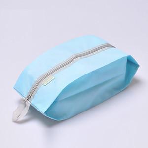 OC Mode tragbaren Kosmetiktasche Einfache Schuhtaschen Reise Wash Bag Dust of Finishing Customized logo Home Einrichtung WH-00365