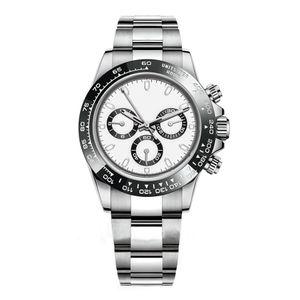Luxus Herrenuhren Designer-Uhr-Automatik 2813 Uhrwerk Armbanduhren 316L Edelstahl Adustable Faltschliesse Sportuhr
