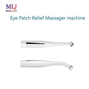 2019 new arrival electric anti aging wrinkle eye patch relief massager smart sense vibration eye care for home use
