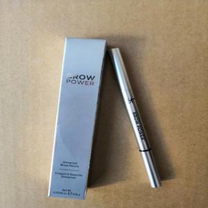 Drop Shipping makeup double eyebrow pencil eyebrow pencil crayon pencil ebony soft brown chocolate free delivery