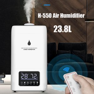 23-8 L Air Humidifier Large Capacity High Power Industry Humidifier Application 150-200m2 Timing12h Air Fog 220V