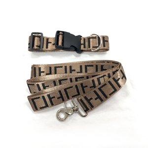 Pet Dog Collar Leashes Set Quality Harness Leashes Set For Pet Teddy Schnauzer Corgi Dog Collar Set