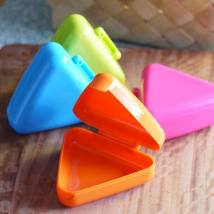 Triangle Sushi Mold Sushi Cuisine Triangle Rice Ball Maker DIY Cooking Kitchen Tools Rice Ball Mold HHA676